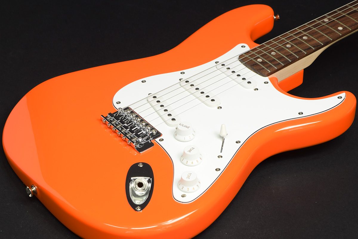 Squier / Affinity Stratocaster Competition Orange Rosewood S/N:CY160601211 【スクワイヤ/スクワイア】【ストラトキャスター】【新宿店】