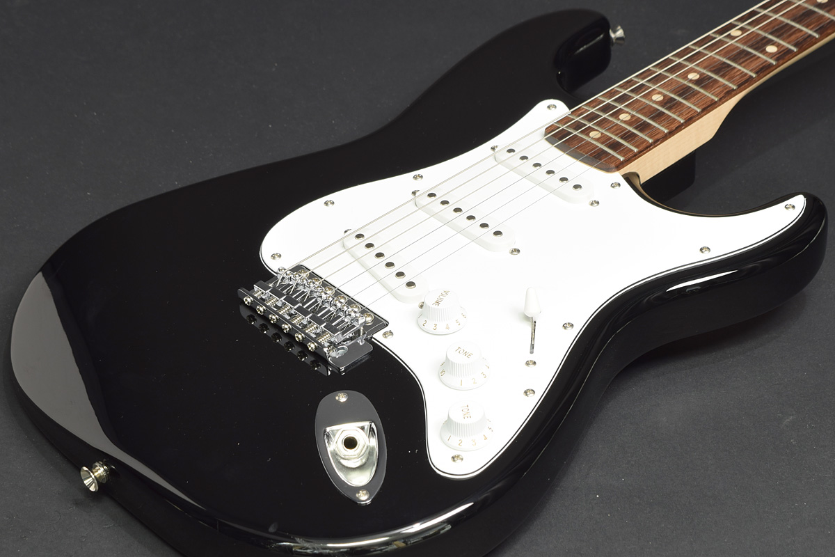 Squier / Affinity Stratocaster Black Rosewood S/N:CY160201757 【スクワイヤー/スクワイア】【ストラトキャスター】【新宿店】