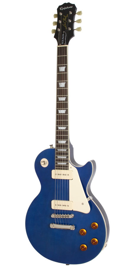 Epiphone / Limited Edition 1956 Les Paul Standard PRO Chicago Blue (CB)【エピフォン】【レスポール】【新宿店】