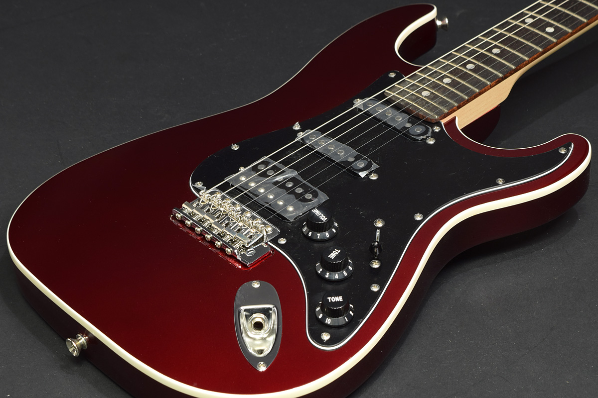 Fender / Japan Exclusive Aerodyne Stratocaster Medium Scale HSS Old Candy Apple Red 【フェンダージャパン】【ストラトキャスター】【新宿店】