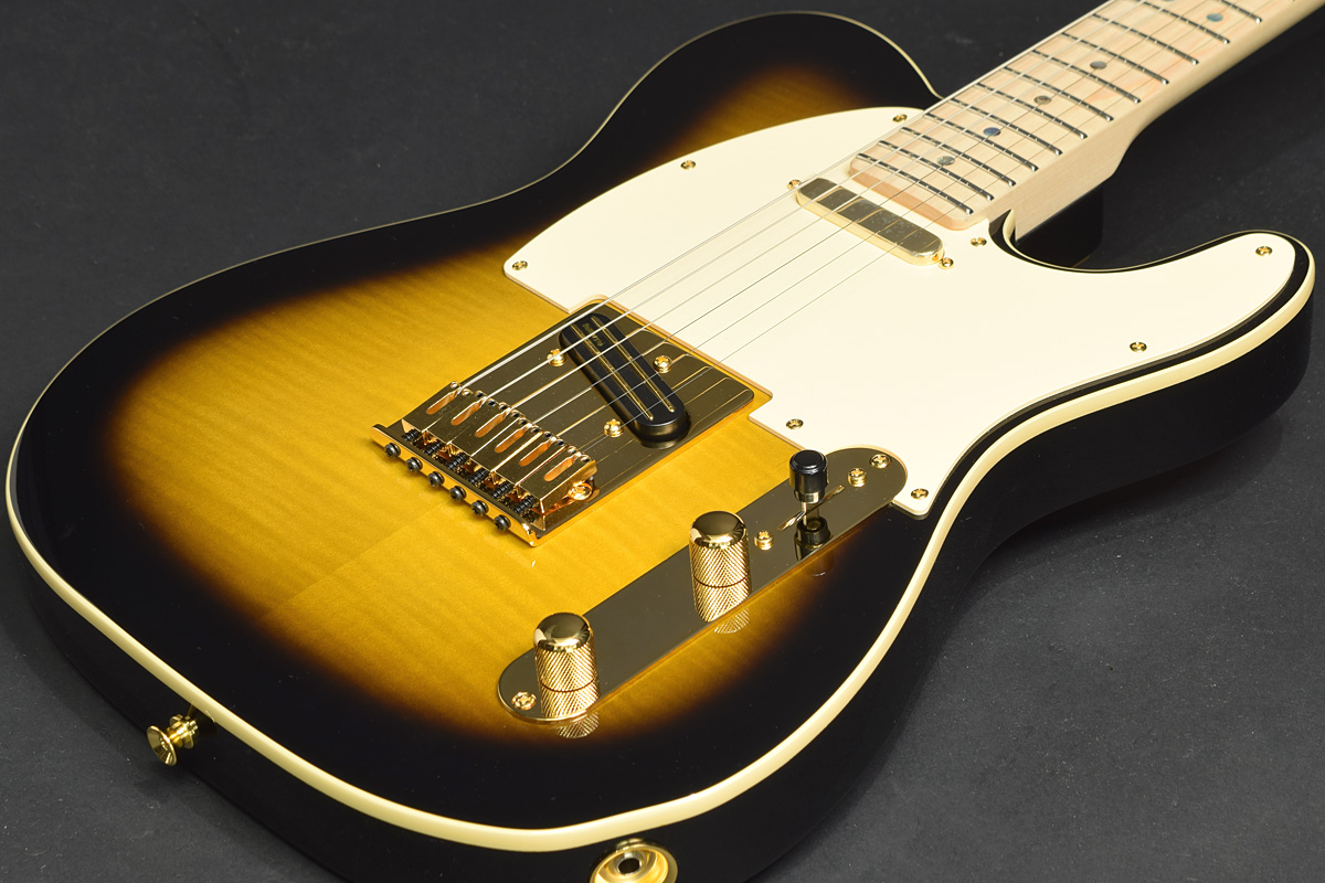 Fender / Japan Exclusive Richie Kotzen Telecaster Brown Sunburst 【フェンダージャパン】【テレキャスター】【リッチー・コッツェン】【新宿店】
