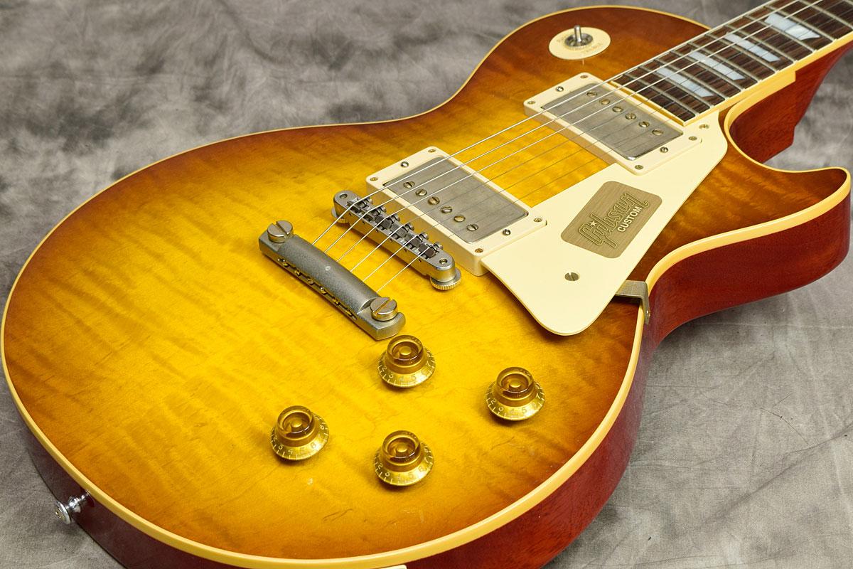 Gibson Custom Shop / 1959 Les Paul Standard VOS Iced Tea S/N:971402 【ギブソンカスタム】【1959レスポール】【新宿店】