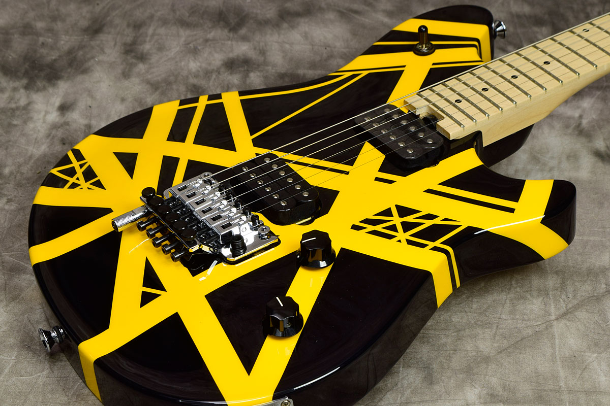 S/N:WG166539M Black Fingerboard Wolfgang 【新宿店】 Special Maple Yellow and EVH /