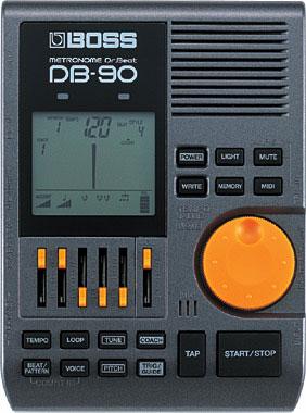 BOSS / Digital Metronome DB-90 Dr.Beat 【ボス】【デジタルメトロノーム】【DB90】【ドクタービート】【新宿店】