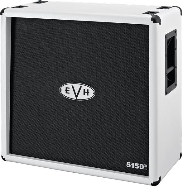 EVH / 5150 III 4x12 Straight Cabinet Ivory 【展示品キズありアウトレット特価】【福岡パルコ店】
