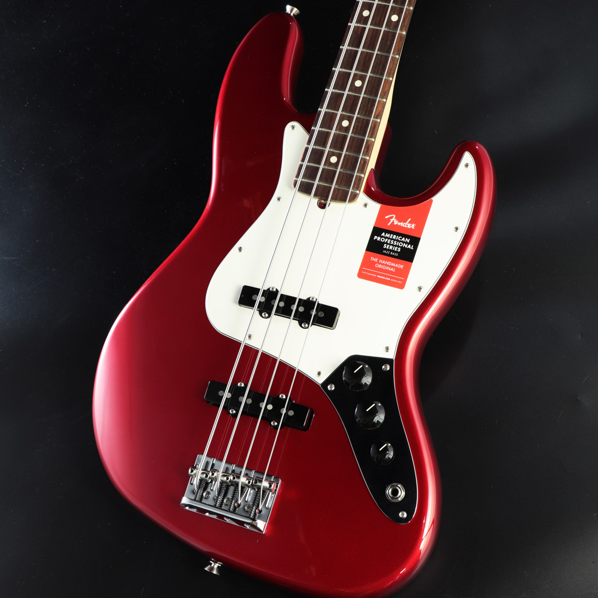 Fender フェンダー / American Professional Series Jazz Bass Candy Apple Red / Rosewood 《s/n:US17054275》 【心斎橋店】