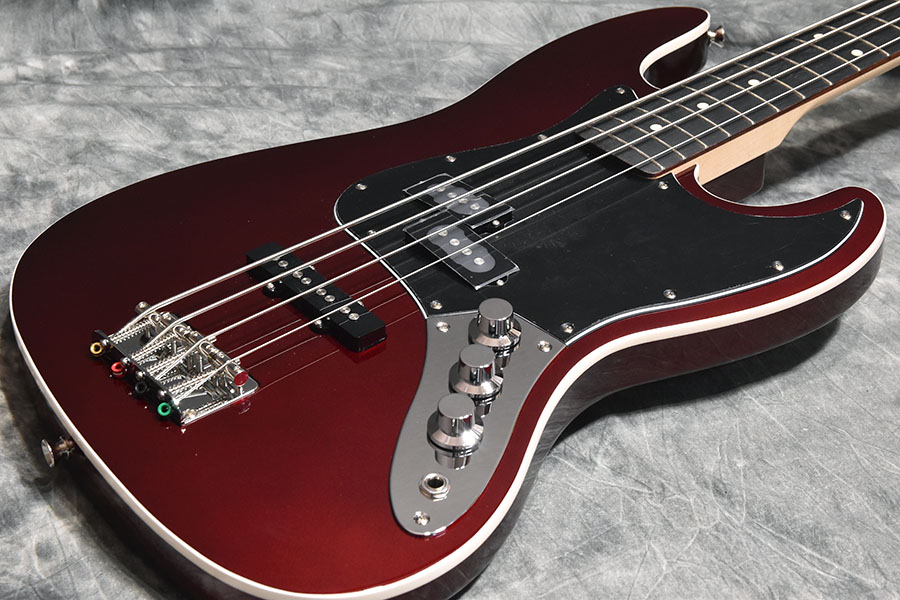 Fender フェンダー / Japan Exclusive Aerodyne Jazz Bass Old Candy Apple Red 【心斎橋店】