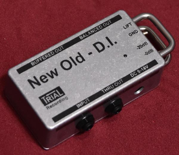 TRIAL / New Old D.I. 【店頭展示品特価!!】【心斎橋店】