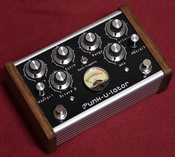 Meridian Guitars / Funk-u-lator Analog Octaver-Synth-Filter Autowah 【心斎橋店】