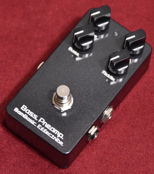 BamBasic Effectribe / Bass Preamp 【心斎橋店】