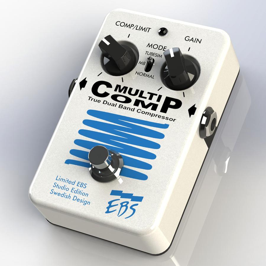 EBS / MultiComp Studio Edition Limited Pearl White Edition 《ご購入者全員にSetting Saverプレゼント!!》【限定生産モデル】【心斎橋店】