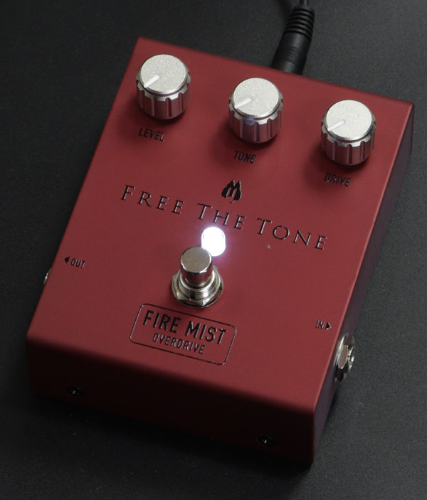 Free The Tone / FM-1V FIRE MIST 【心斎橋店】