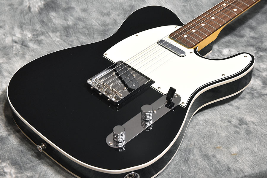 Fender / Made in Japan Traditional 60s Telecaster Custom Rosewood Fingerboard Black 【心斎橋店】