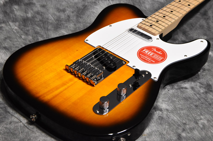 Squier by Fender / Affinity Series Affinity Telecaster 2 Tone Sunburst 【心斎橋店】