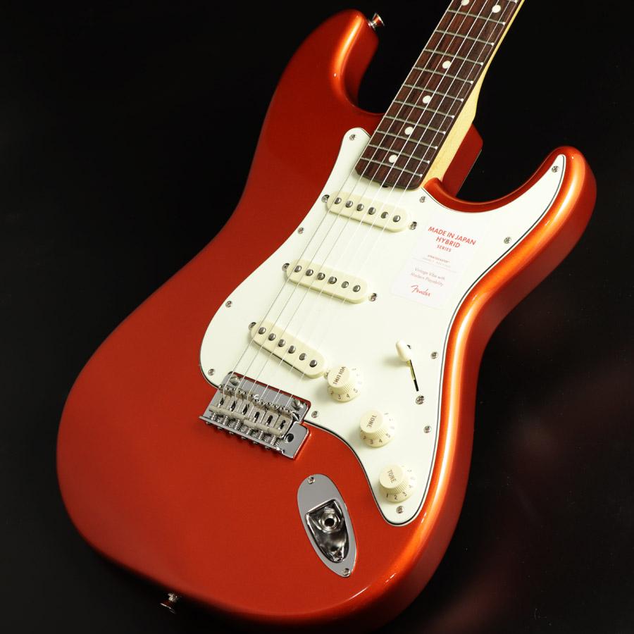 Fender フェンダー / Made in Japan Hybrid 60s Stratocaster Candy Tangerine 【心斎橋店】