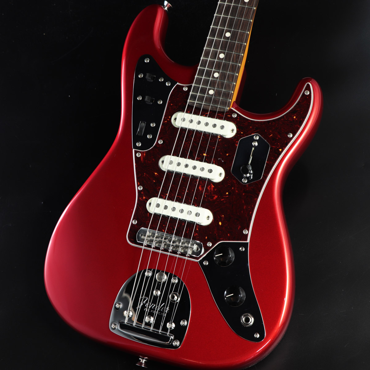 Fender USA / Parallel Universe Limited Edition Jaguar Strat Candy Apple Red フェンダー【S/N US18012393】【心斎橋店】