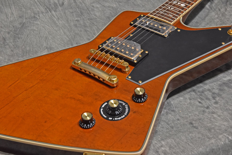 Epiphone エピフォン / Limited Edition Lee Malia Explorer Custom Artisan Outfit 《s/n:17052301260》 【心斎橋店】