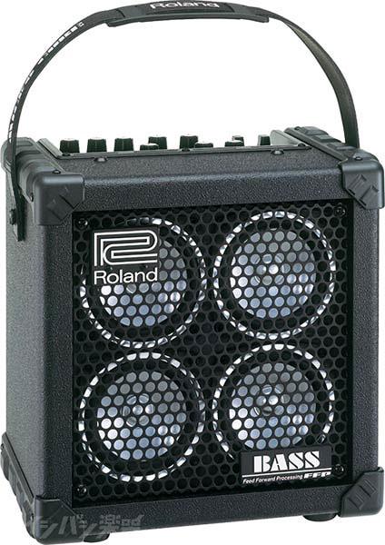 Roland ローランド MICRO CUBE BASS RX 【電池駆動のベースアンプ!】【梅田店】