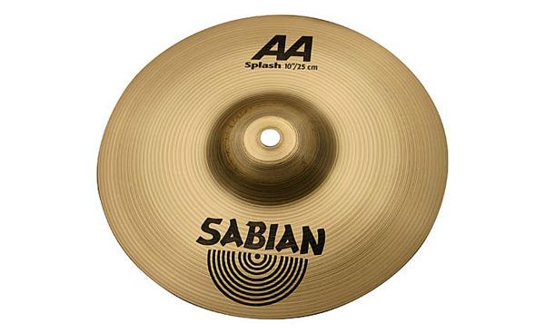 SABIAN / AA series 10 Splash 【キレのよいクラッシュ音】【梅田店】