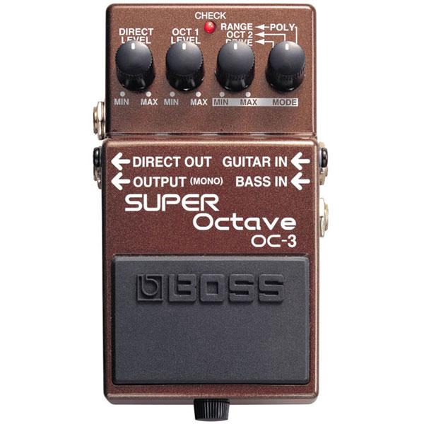 BOSS OC-3 SuperOctave 【梅田店】