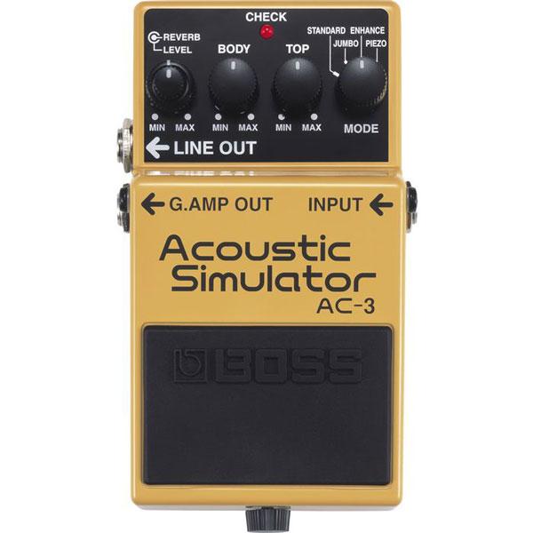 BOSS AC-3 AcousticSimulator 【梅田店】
