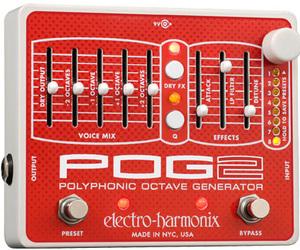 Electro-Harmonix / POG 2 【ポリフォニック・オクターブ・ジェネレーター】【梅田店】