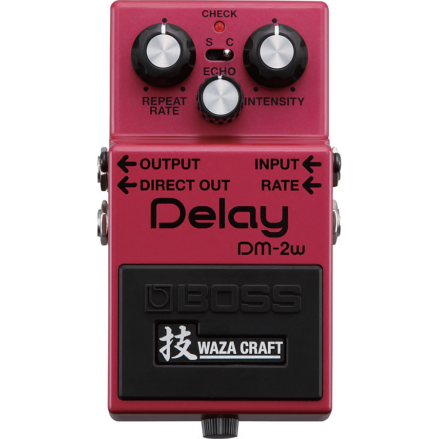 BOSS / DM-2W Analog Delay 技 Waza Craft 【福岡パルコ店】