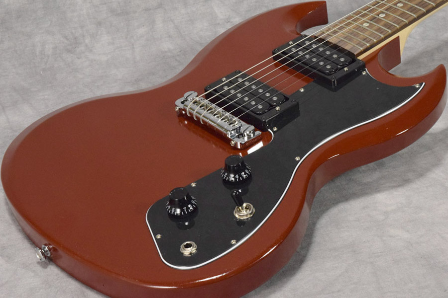 Gibson USA / SG Fusion Wine Red Solid 【梅田店】