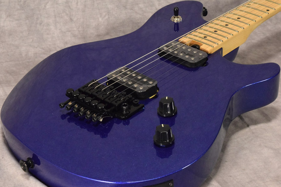 EVH / WG Standard Maple Fingerboard / Mystic Blue Metallic【梅田店】