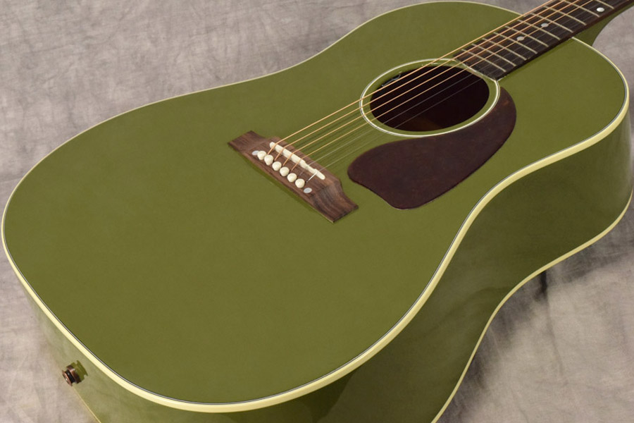 Gibson / 2018 Limited J-45 Standard Olive Green 【梅田店】