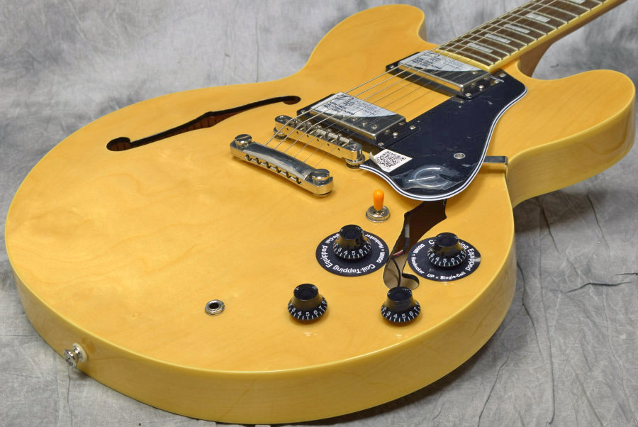 Epiphone / Limited Edition ES-335 Pro Natural 【梅田店】
