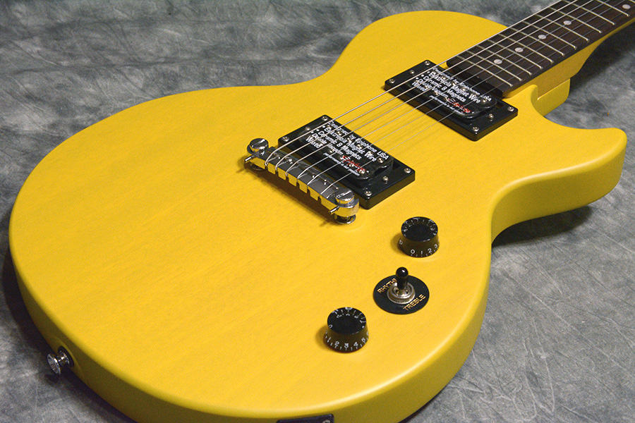 Epiphone エピフォン / Limited Edition Les Paul special-I Worn Yellow 【梅田店】