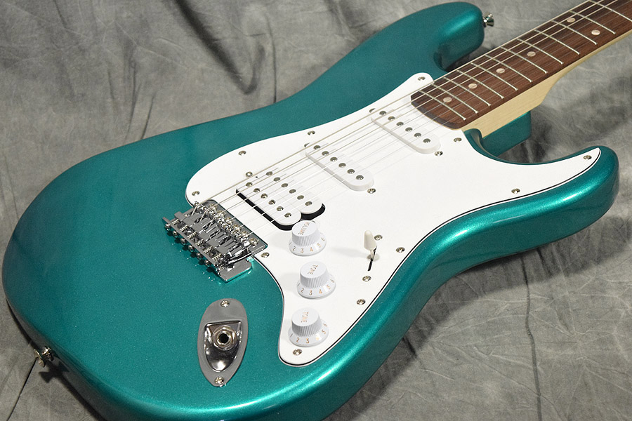 Squier スクワイヤー / Affinity Stratocaster HSS Race Green Rosewood 【梅田店】