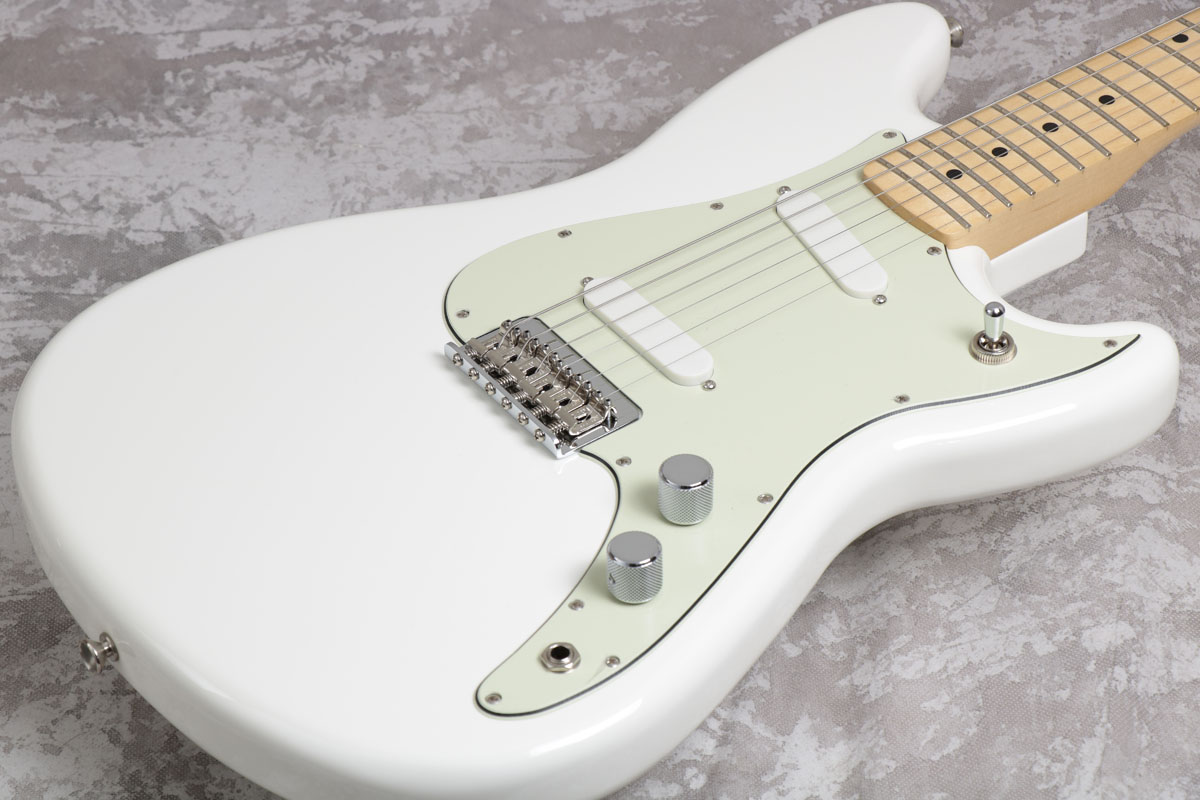 Fender フェンダー / Offset Series Duo Sonic Maple Arctic White 【梅田店】
