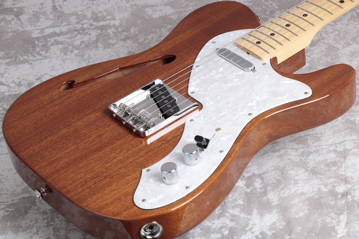 Fender / 2017 Made in Japan Traditional '69 Telecaster Thinline Natural/Maple Fingerboard 【梅田店】