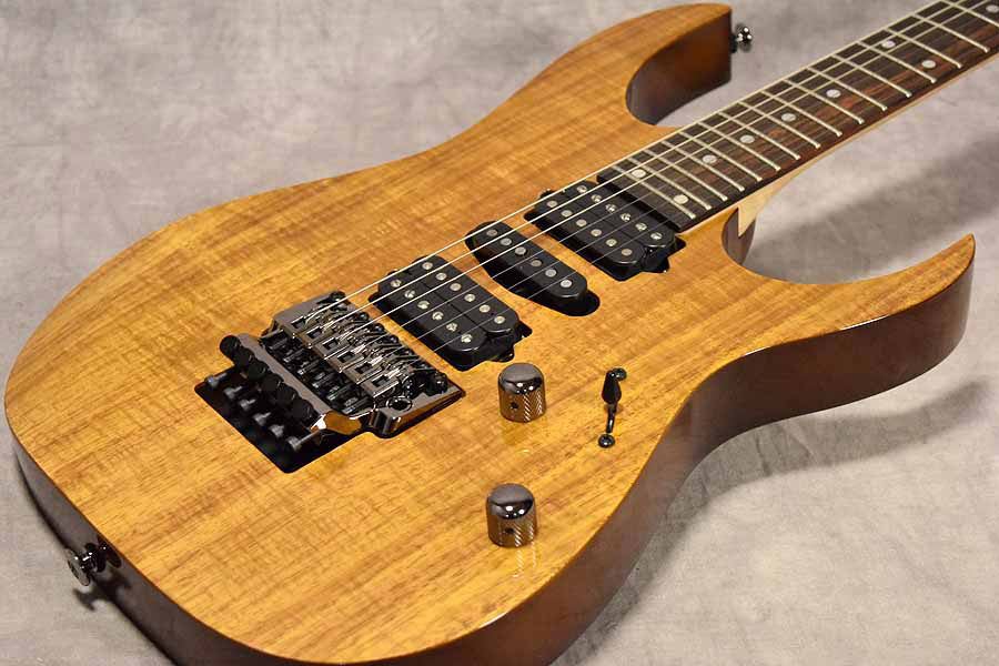 Ibanez / Prestige Series RG657K-KB Koa Brown 【梅田店】