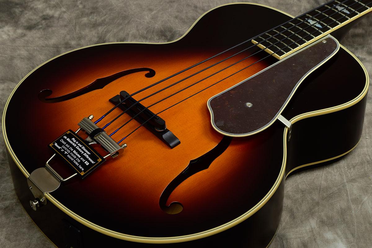Epiphone / Masterbilt Century De Luxe 4-String Bass Vintage Sunburst 【梅田店】