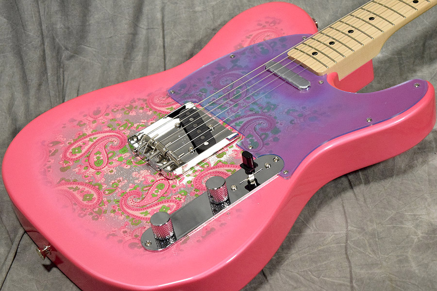 Fender / Japan Exclusive Classic 69 Telecaster Red Paisley 【梅田店】