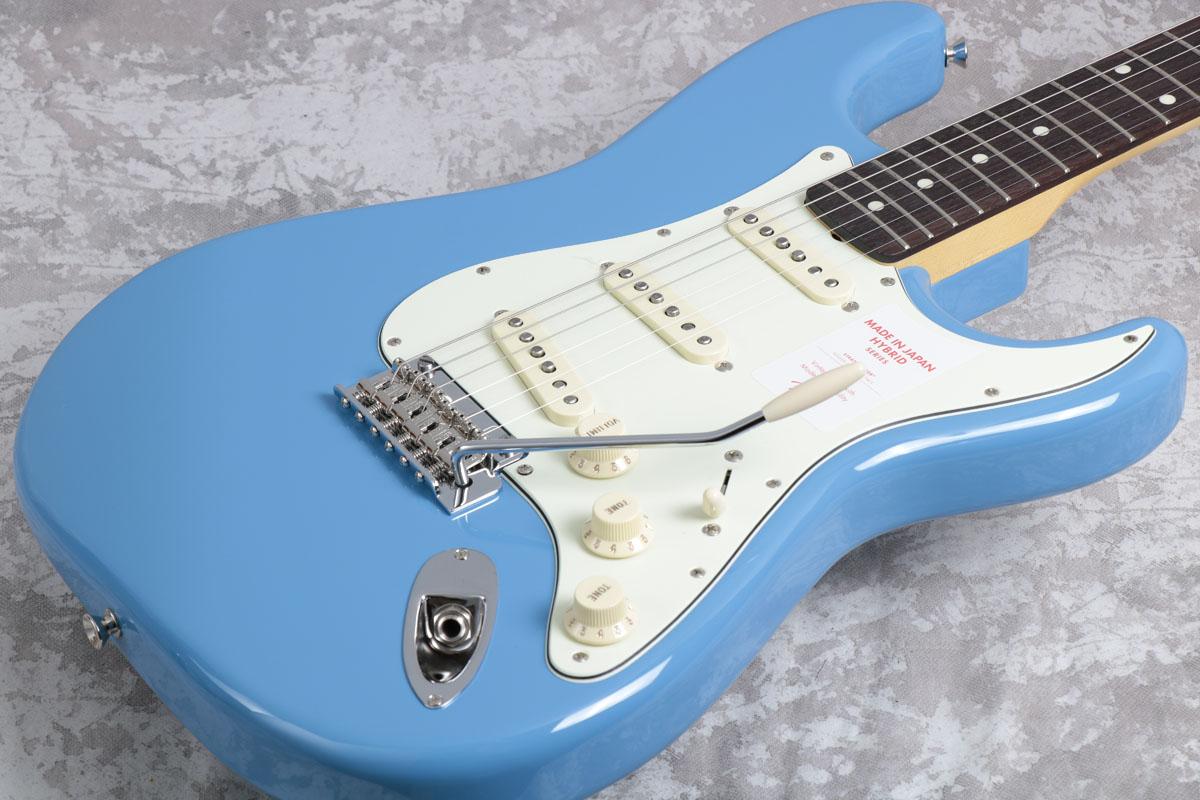 Fender / Made in Japan Hybrid 60s Stratocaster California Blue【梅田店】
