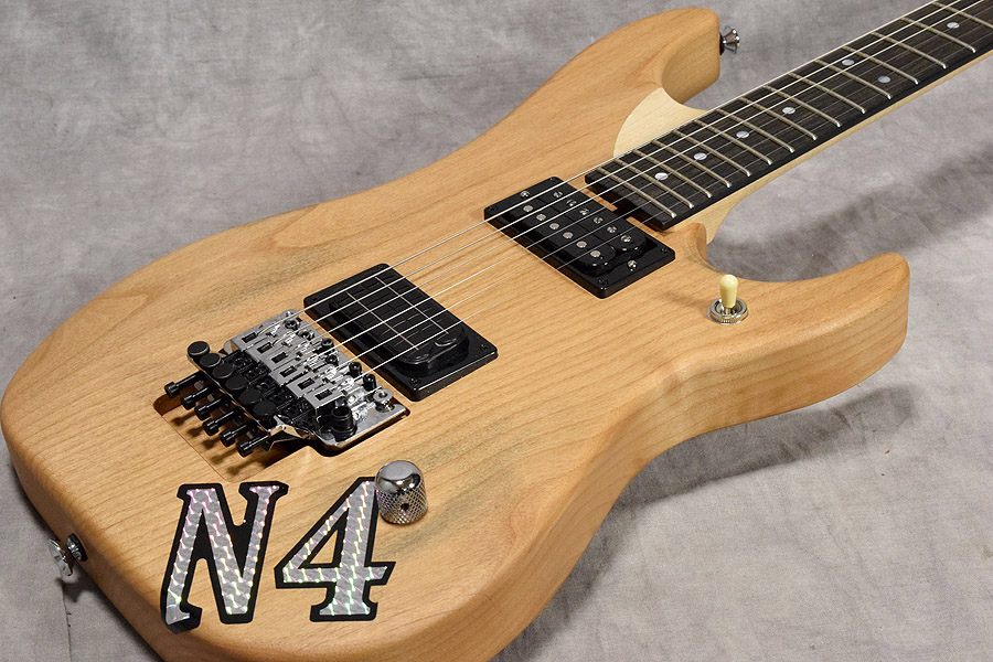 Washburn / N4 Vintage Nuno Bettencourt Signature Model【梅田店】