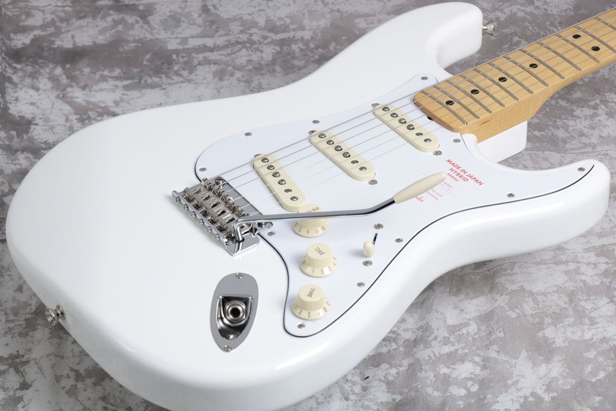 Fender / Made in Japan Hybrid 68 Stratocaster Arctic White 【梅田店】