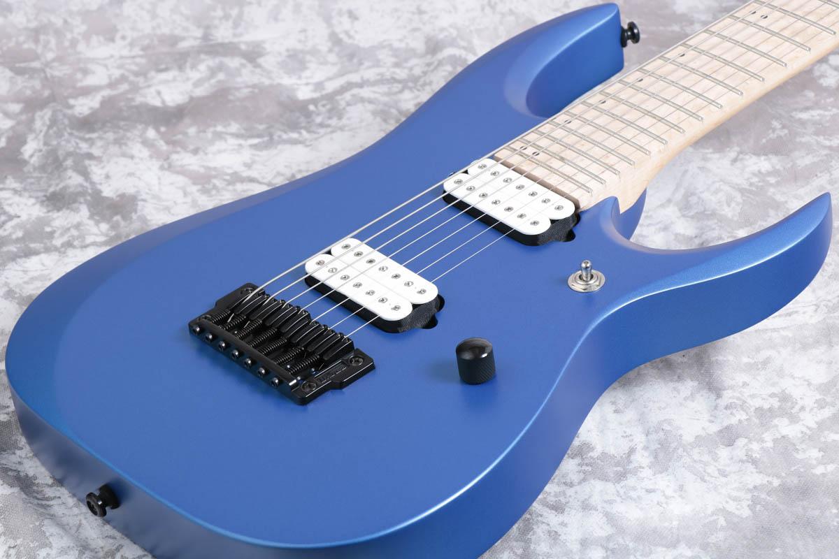 Ibanez / RGDIR7M-LBM (Laser Blue Matte) アイバニーズ 【梅田店】