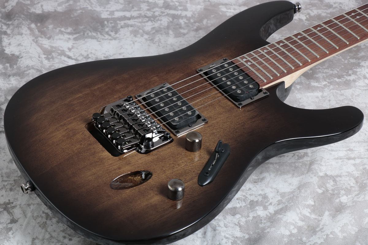 Ibanez / S520-TKS (Transparent Black Sunburst) アイバニーズ 【梅田店】