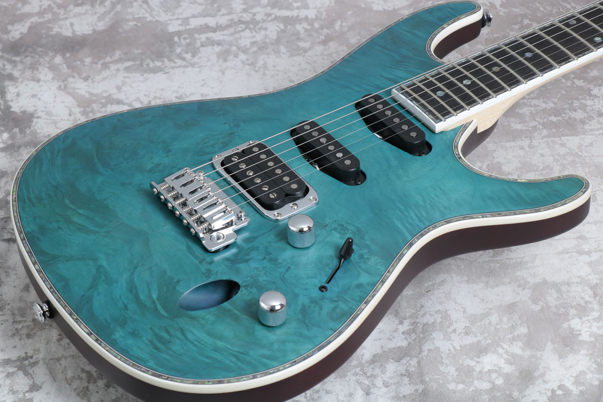 Ibanez / SA560MB-ABT (Aqua Blue Flat) アイバニーズ 【梅田店】