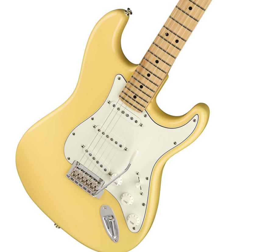 Fender / Player Series Stratocaster Buttercream / Maple Fingerboard 【梅田店】