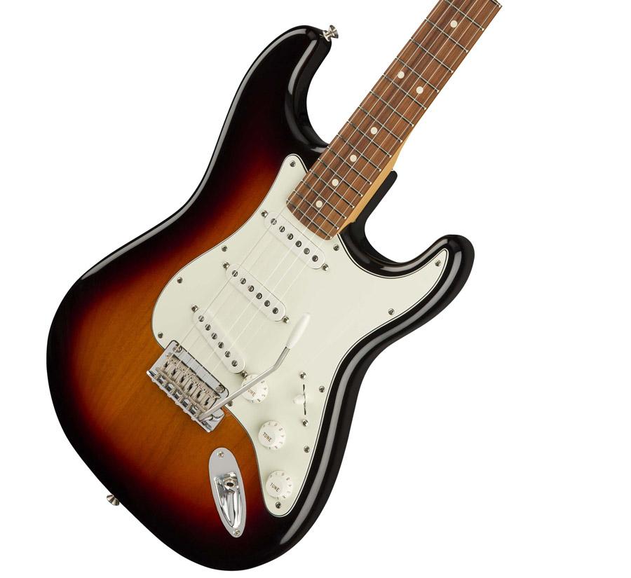Fender / Player Series Stratocaster 3-Color Sunburst / Pau Ferro Fingerboard 【梅田店】