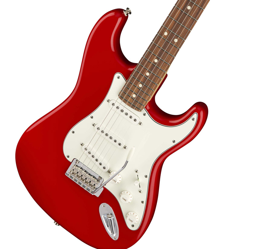 Fender / Player Series Stratocaster Sonic Red / Pau Ferro Fingerboard 【梅田店】