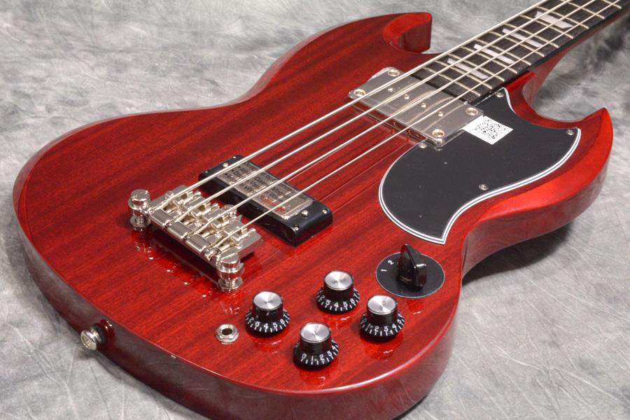 Epiphone エピフォン / SG Bass Series EB-3 Cherry エレキベース【梅田店】