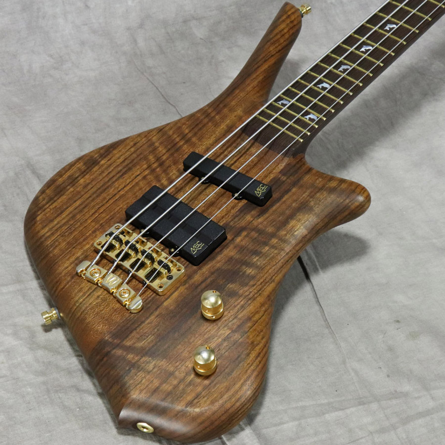 Warwick / Warwick Custom Shop Series DOLPHIN PRO1 4STRING Natural Oil Finish 【店頭展示アウトレット】【梅田店】