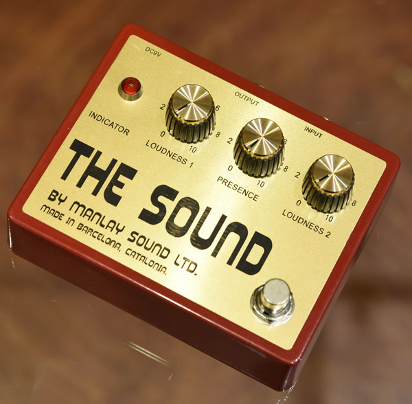 Manlay Sound / The Sound Classic Overdrive 【梅田店】